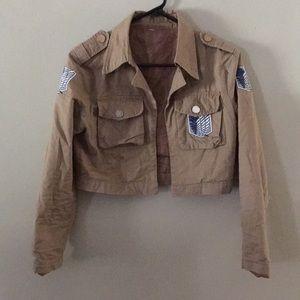 """Jacket """"Attack on Titan"""""""